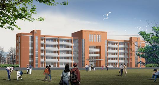 仙居宏大中学图片