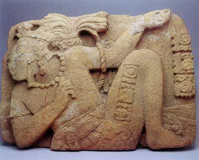 消失之谜      玛雅文化是世界重要的古文化