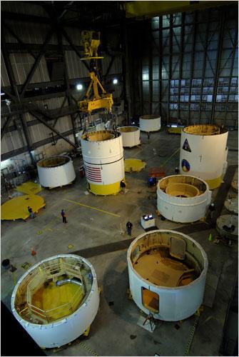 美国 载人飞船/4、阿瑞斯号火箭上面级