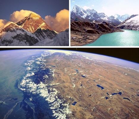 世界十大最壮观的地质构造奇观