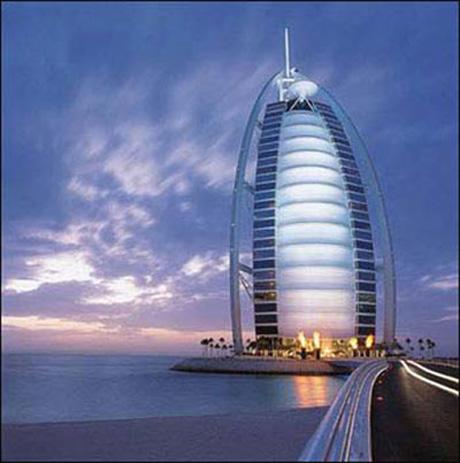 2007年度世界十大建筑奇迹