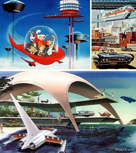 世界十座神奇的未来城市
