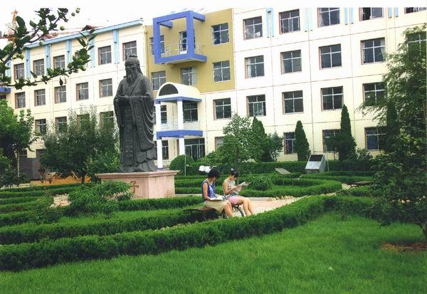 青岛市花园式单位,青岛市教学示范学校