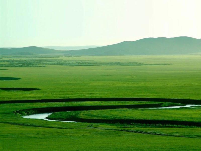 让人惊叹的风光壁纸-40 中国最美5大草原