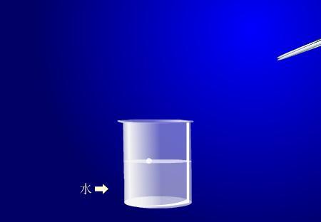 钠镁铝与水反应-化学图库
