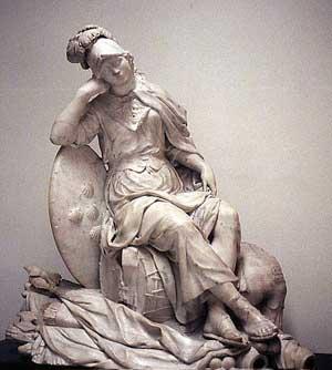 Palladium雅典娜的神像