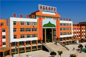 丰县中学地区是江苏省三星级高中,也是享誉苏鲁豫皖四省接壤民族最优先级高中低图片