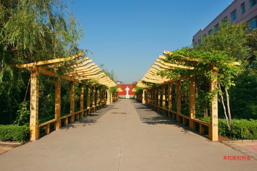 02月22日带您走进山东省潍坊七中-+每日名校