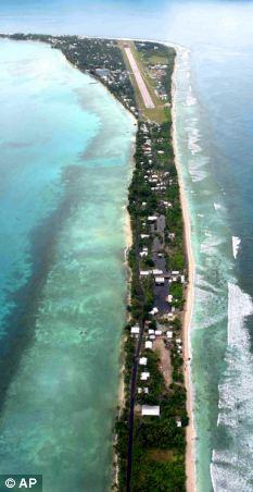 海平面上升反致太平洋低洼岛屿面积增大