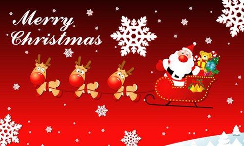 实用必备:圣诞节英文祝福语-生活英语