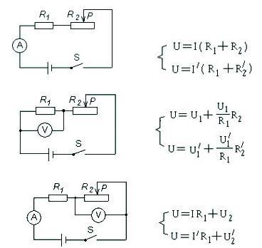 贵阳中考物理压卷题:滑动变阻器一般考两个电阻