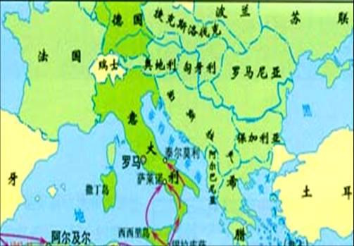 欧洲电子地图中文版欧洲电子地图全图密室版-迷你之攻略逃脱高清图片