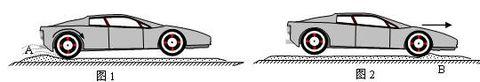 车轮与地面的摩擦力方向