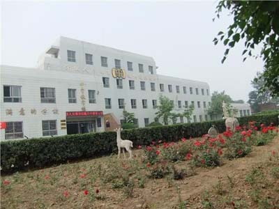 河北省藁城市第八中学图片