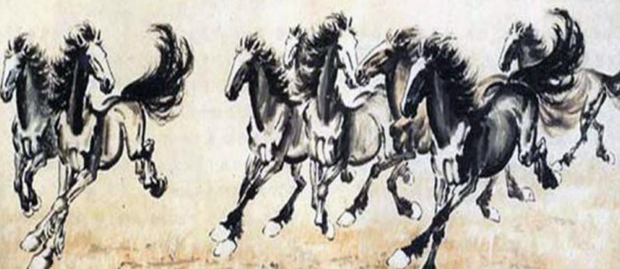盘点中国古代十大名马