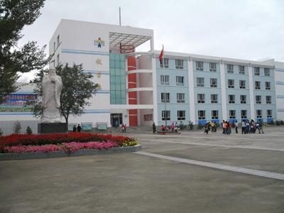 新疆阜康市第三中学