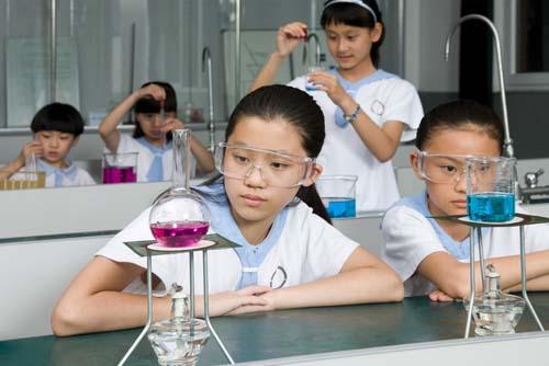 中学化学实验操作十大关系