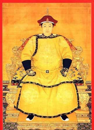 最的皇帝_道光皇帝 富有四海的天下第一抠