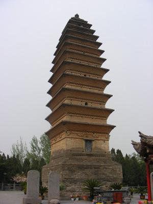 中国最古老13座佛塔:看你知道几个-地理博览