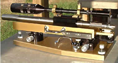 电磁轨道炮视频_图中的电磁轨道炮使用直径2英寸的炮管
