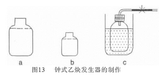 自制教具:用半截饮料瓶设计的钟式气体发生器- 语文