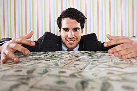 10步成为百万富翁,这不是在做梦!图片