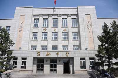 黑龙江省齐齐哈尔市实验中学图片