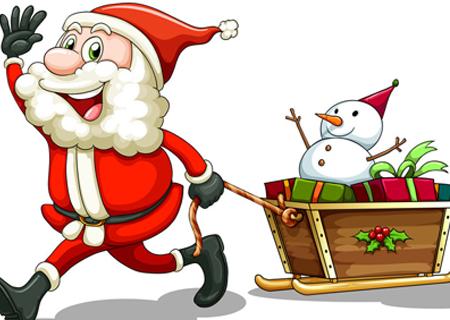 12月25日,圣诞节,一个皆大欢喜普天同庆的日子.