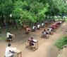 为防抄袭树林考试:缅甸老师太狠了