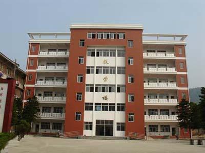 河北省武安市第八中学图片