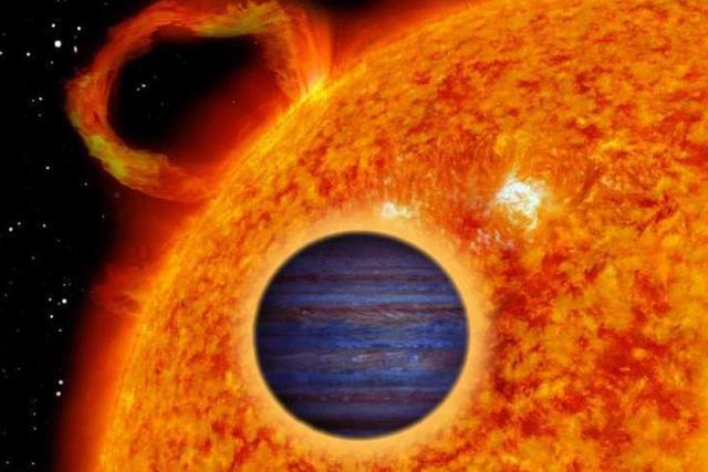 光学天文望远镜看木星