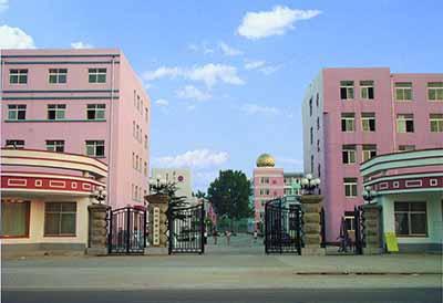 山东省胶州市第二中学