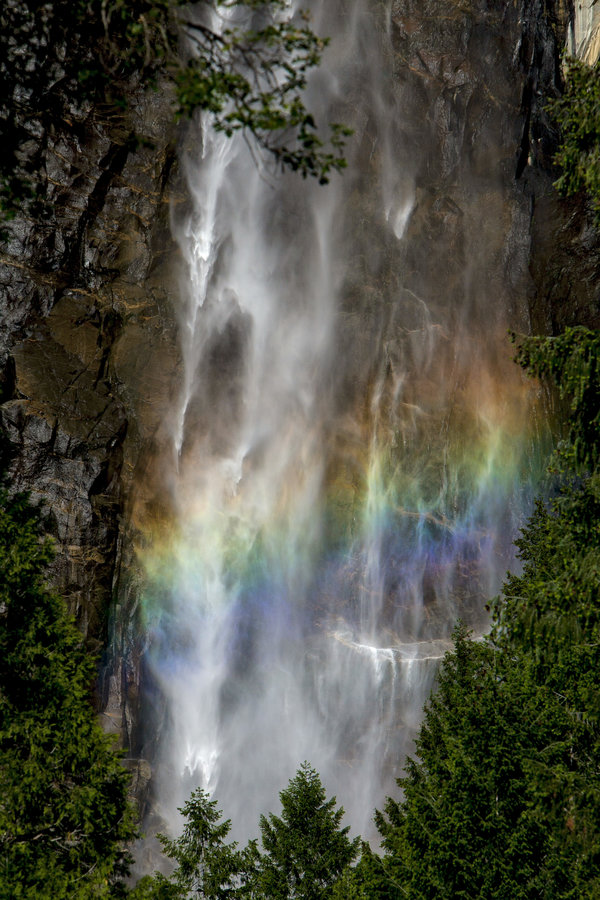 最壮观的瀑布