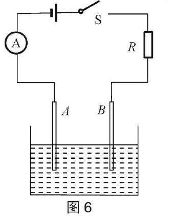 物理特殊方法测电阻电路图
