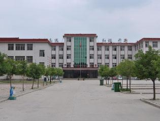 山东省汶上县白石镇中学