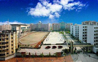重庆市铜梁县第一中学