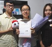 高招提前批录取开始 北京语言大学发出通知书