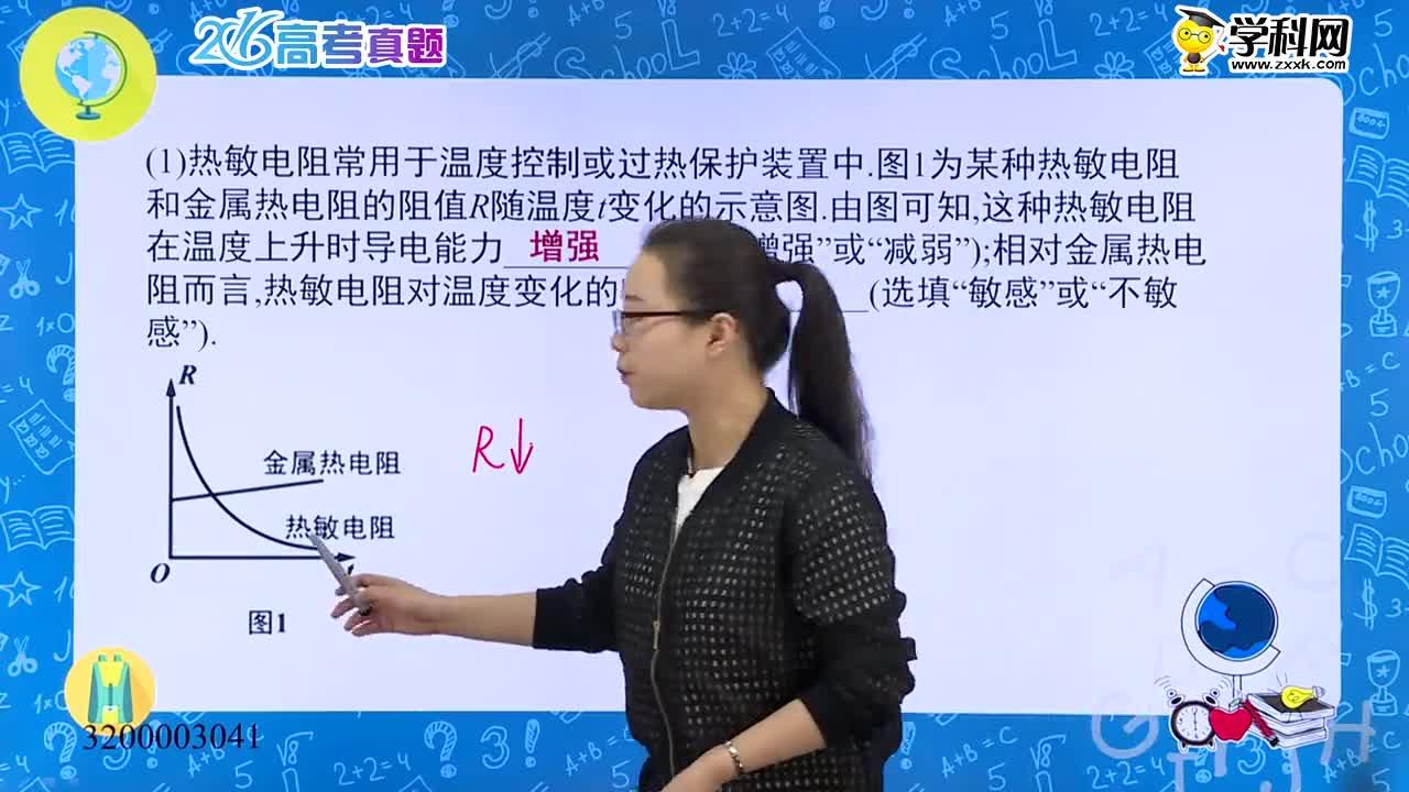 高考物理 真题解析——2016北京卷突破力、电实验-试题视频